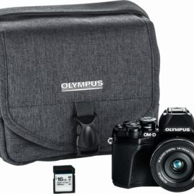 Olympus OM-D E-M10 III Camera Kit
