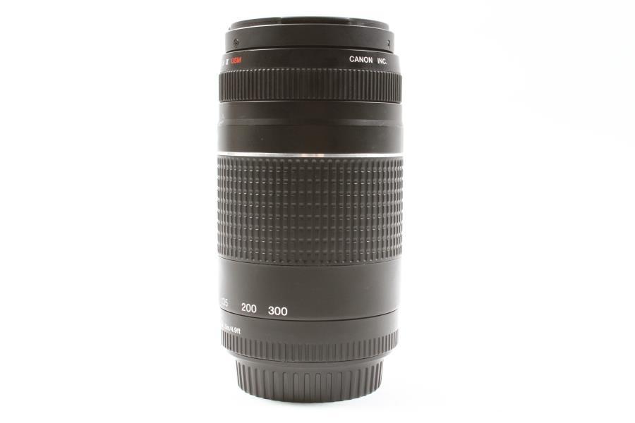 Used Canon EF 75-300mm F/4-5.6 III USM Lens